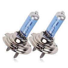 2×H7 6000K Xenon Lampen LED Gas Halogen Scheinwerfer Weiß Glühbirnen 100W Gut