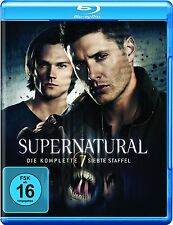 SUPERNATURAL, Staffel 7 (4 Blu-ray Discs) NEU+OVP