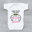 Hand Picked For Earth By My Sister In Heaven Angel Unisex Baby Grow Bodysuit
