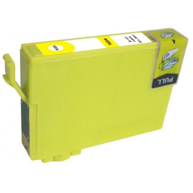 CARTUCCIA COMPATIBILE T1284 YELLOW NO OEM EPSON Stylus Sx 425w #0037