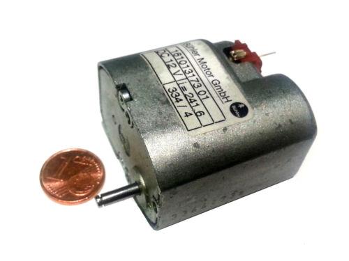 Boîte de vitesses Buehler moteur 12 v Slow 20 tr//min 1.61.013.173 2 pièces