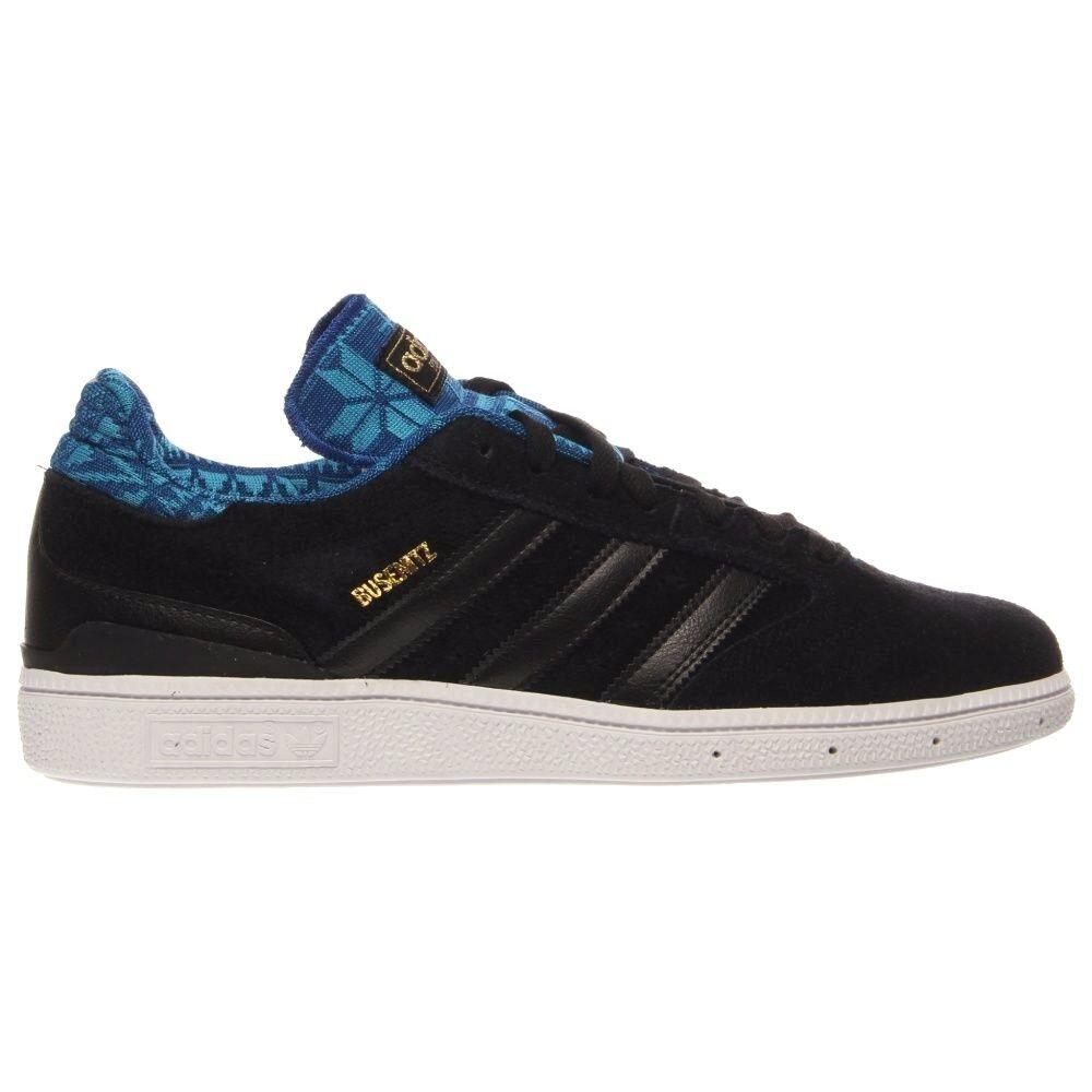 Adidas BUSENITZ Black Royal Blue Shoes Skateboarding C76420 (316) Men's Shoes Blue b18114