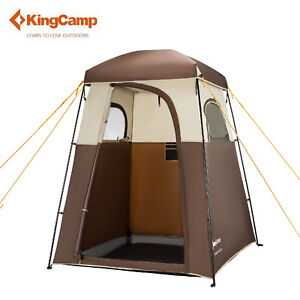 Image is loading Kingc&-C&ing-Shower-Tent-Outdoor-Changing-Privacy -Portable-  sc 1 st  eBay : privacy tents - memphite.com