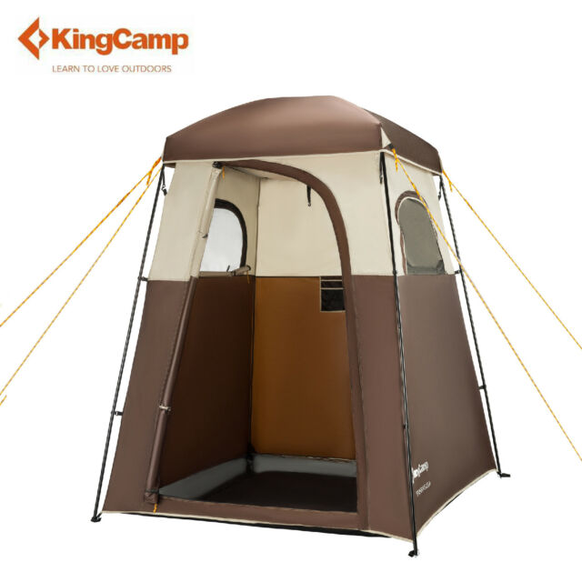3ea903f8f8 KingCamp Oversize Outdoor Easy up Portable Dressing Changing Room ...