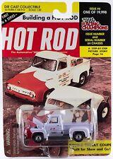 Racing Champions Hot Rod Magazine #4 '53 Ford F-100 Pickup MOC 1998