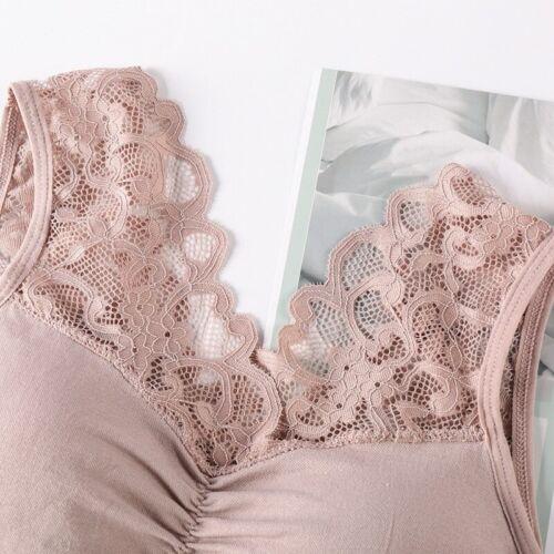 LAMI BRA Push Up Comfort Super Elastic Breathable Lace Bra UK
