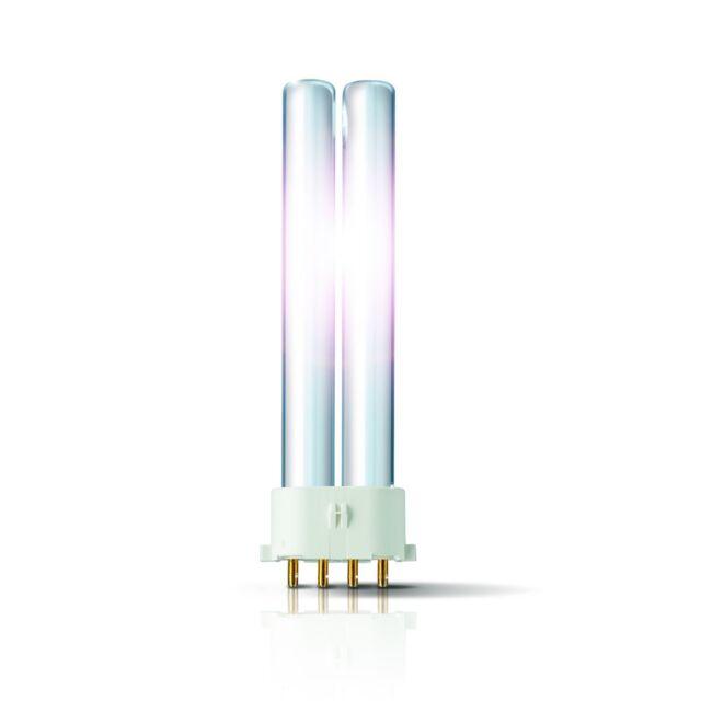 Philips Ampoule Compacte Fluorescente MASTER PL-S 4P - 2G7, 830 Blanc Chaud - 7W