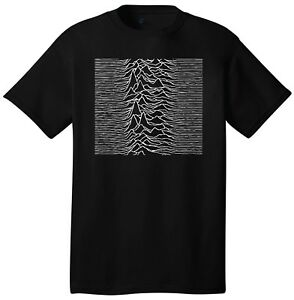 f26db60e Joy Division Waves Logo T-Shirt Retro Band 70's 80's Rock Post Punk ...
