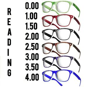 Reading-Glasses-1-5-2-5-Unisex-20-Models-Trendy-Designer-Spring-Men-Women