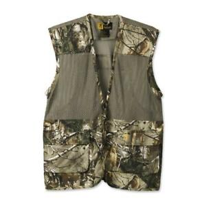 Browning-Men-039-s-Upland-Dove-Vest-Realtree-Xtra