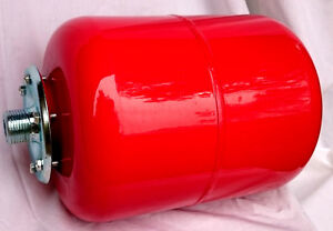 FOOD-GRADE-8-litre-Vertical-Steel-Pressure-Tank-for-Pumps-25mm-BSP
