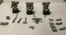 Assault Warhammer 40k Bits x4 Space Marine Plasma Pistol /& Grav Pistol Arm