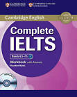 Complete IELTS Bands 6.5-7.5 Workbook with Answers with Audio CD by Rawdon Wyatt (Mixed media product, 2013)