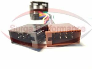 Quadlock-ISO-Auto-Radio-Adapter-Kabel-OPEL-Corsa-Meriva-Vectra-Zafira-Astra