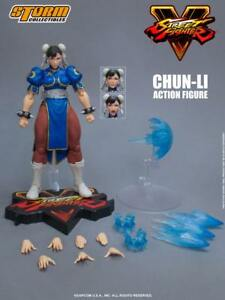 STREET-FIGHTER-V-CHUN-LI-1-12-Action-Figure-STORM-COLLECTIBLES