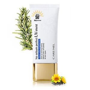 CARENEL-No-Sebum-Perfect-UV-shield-50ml-SPF50-PA-BEST-Korea-Cosmetic