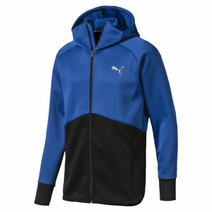 PUMA-Power-BND-Men-039-s-Jacket-Men-Knitted-Jacket-Training