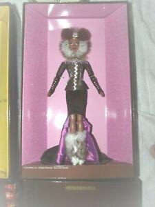 NNE Treasures of Africa Byron Lars Barbie Doll African