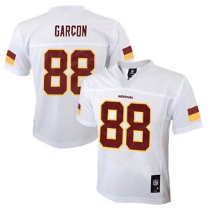 Details about Pierre Garcon NFL Washington Redskins Mid Tier White Away Jersey Boys (4-7)