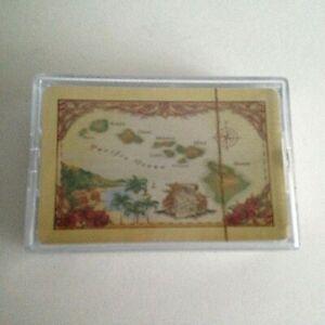 Hawaiian-Menehune-Joker-Playing-Cards-The-Islander-Group-New-in-Plastic-Box