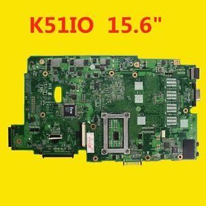 Fuer-Asus-k51io-x66ic-k61ic-k70io-Laptop-Motherboard-rev-2-1-60-nxxmb1000-a03