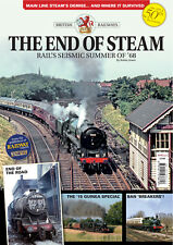 End of Steam - Rails Seismic Summer of 68 by Robin Jones