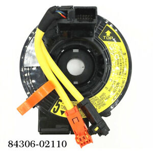 Clock Spring For Toyota Corolla Matrix 8430602110 New Spiral Cable Clock Spring