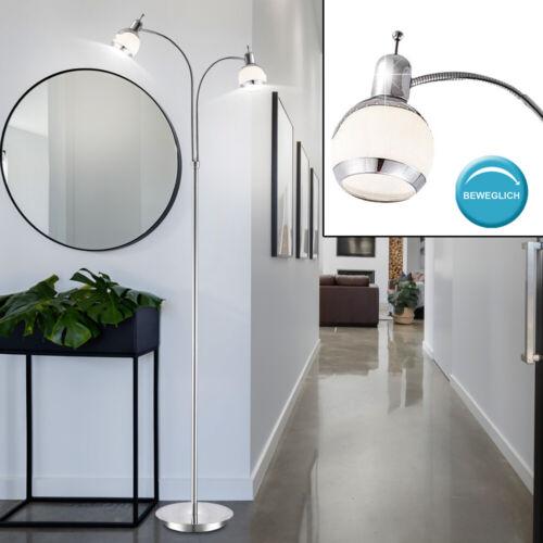 Debout Éclairage salon chambre Stand projecteur lampe verre parapluie Flexo couvertures de