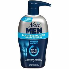 Nair Dl 389 Men Hair Removal Body Cream 13 Oz For Sale Online Ebay