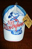Disneyland Resort Mickey Mouse Baseball Cap + Disney Queen Of Hearts Scarf