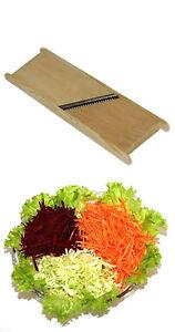 Reibe-Karottenreibe-Holz-Holzreibe-2mm-Julienschneider-Korea-Reibe