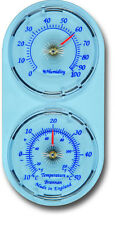 THERMOMETER HYGROMETER TEMPERATURE/HUMIDITY METER VIVARIUM TERRARIUM - 30/412/3