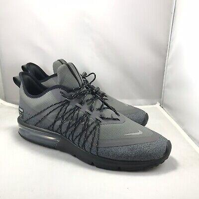 Nike Air Max Sequent 4|Black|Women|AV5356 004