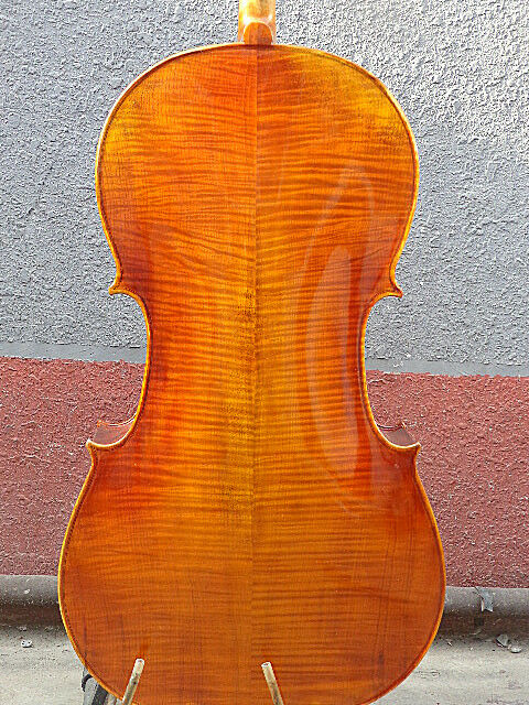 Cello 4 4 Size full Hand made antique old style cello NO. 04 Beste quality