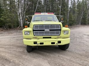 1989 Ford F 800