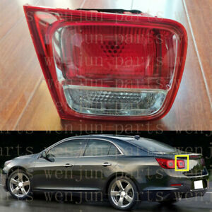 Red LEFT Outer Tail Light Brake Lamp For Chevy Malibu 2013-2016 Limited 2.5L New