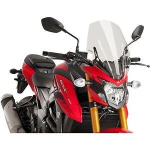 Suzuki GSR750 Puig Naked New Generation Sport Red