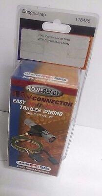 [SCHEMATICS_4NL]  118455 TOW-READY WIRING HARNESS, 2007 & 2008-Current Dodge Nitro/Jeep  Liberty   eBay   2007 Dodge Nitro Trailer Wiring      eBay