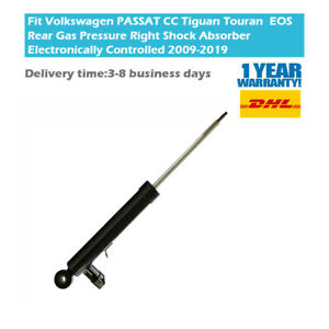 Fit Volkswagen CC(3C) Golf R Tiguan Touran Suspension Shock Absorber Rear Right