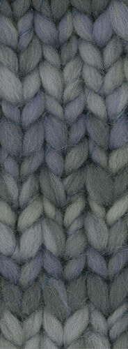 208 grau//blaulila 100 g Weekend Color Fb Lana Grossa Wolle Kreativ