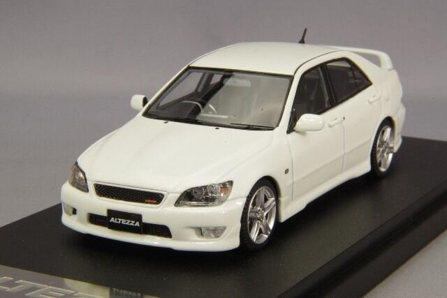 1 43 Mark 43 Toyota Altezza RS 200 (Sport  version) Super Blanc Ⅱ PM4343W  achats de mode en ligne