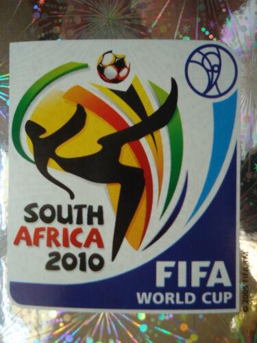 Panini 4 off Logo FIFA WM 2010 Südafrika