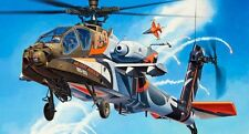 REVELL 04896 AH-64D Longbow Apache Elicottero Kit Scala 1/48 NUOVO