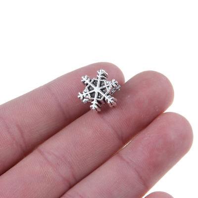 10X Tibetan Silver Charm Spacer Bead /& Bead Cap DIY Jewelry Makings 11 Size