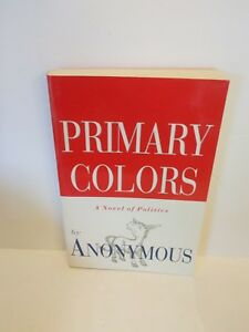 Primary Colors Book