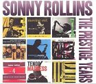 The Prestige Years [Box] by Sonny Rollins (CD, Feb-2015, 5 Discs, Enlightenment)