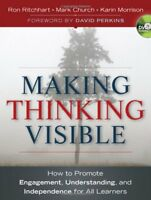 Making Thinking Visible: How To Promote Engagement, Understanding, And Independe on sale