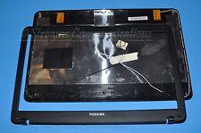 TOSHIBA Satellite C655 Laptop Back Cover + LCD Bezel & Wi-Fi Antenna