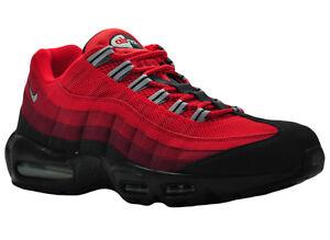 red black air max 95