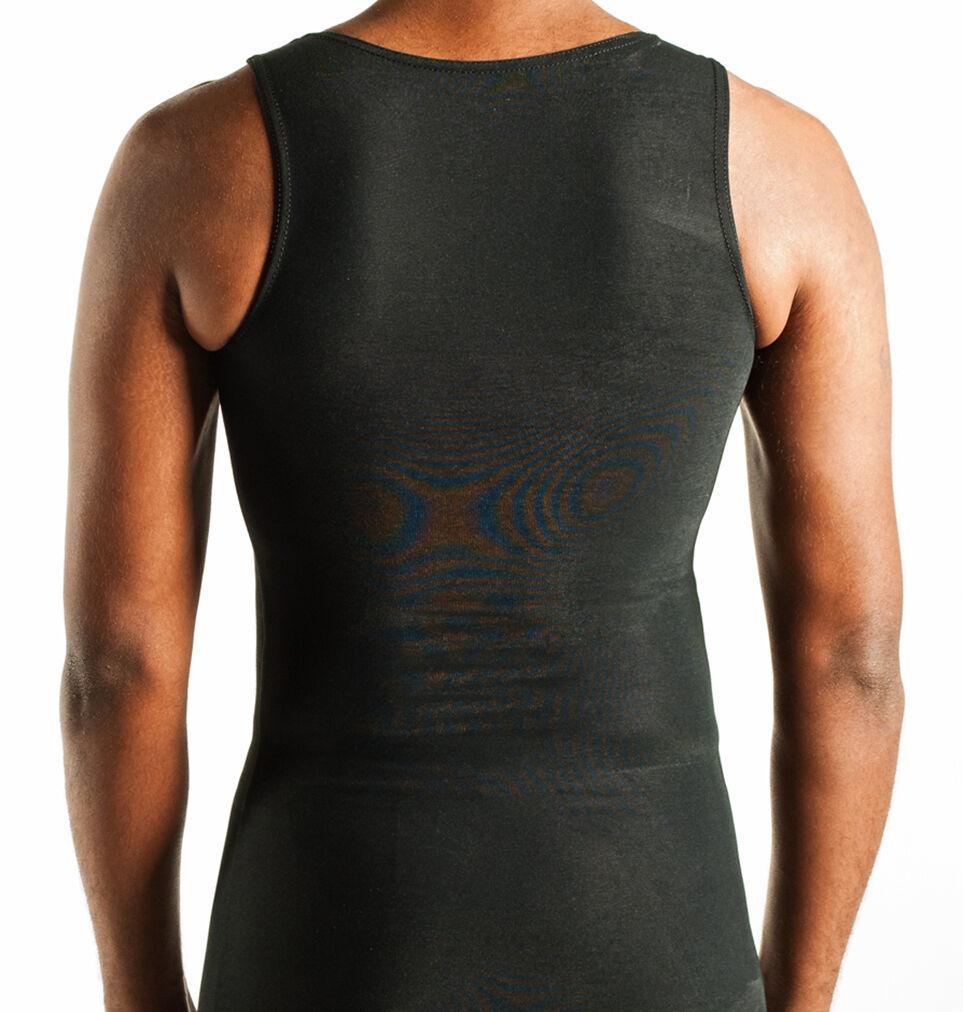 Gynäkomastie Man Brust Brust Brust Gynäkomastie 3er Packung XL Schwarz 5c1c96